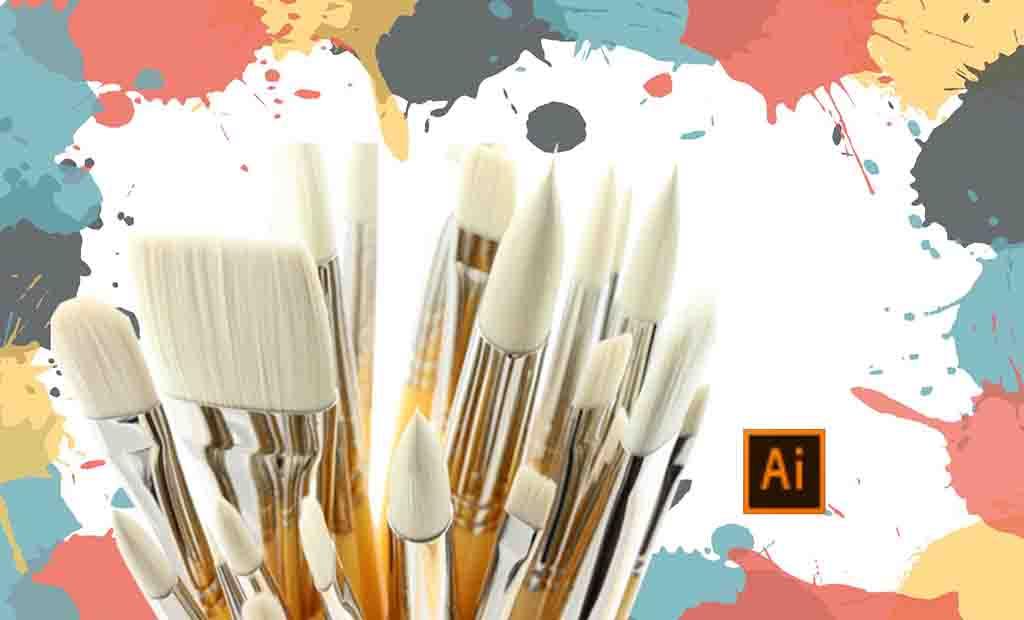 Pinceis Personalizados Adobe Illustrator