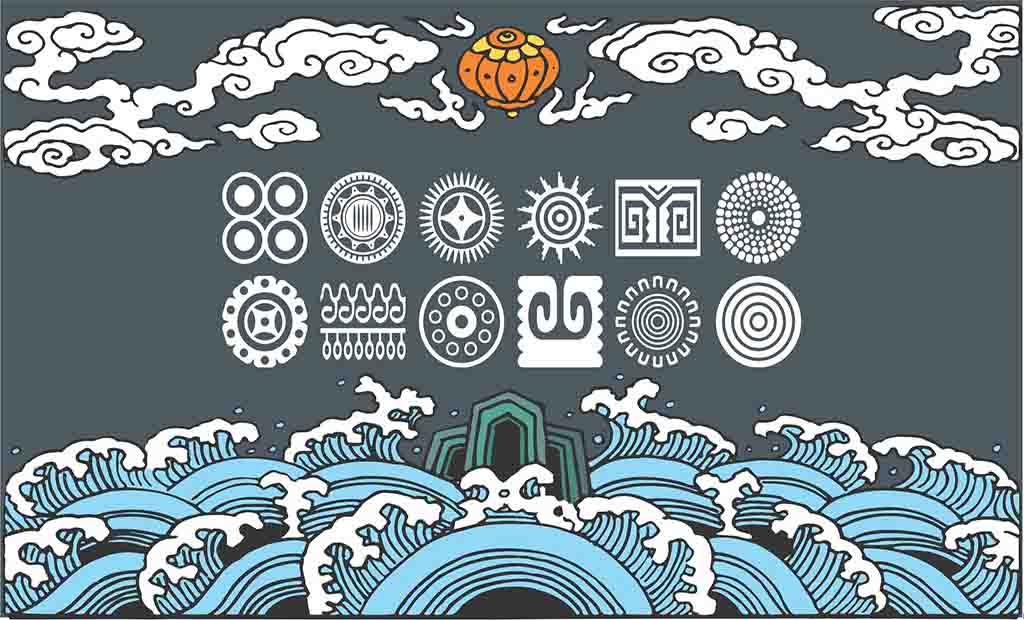 Símbolos e Mandalas