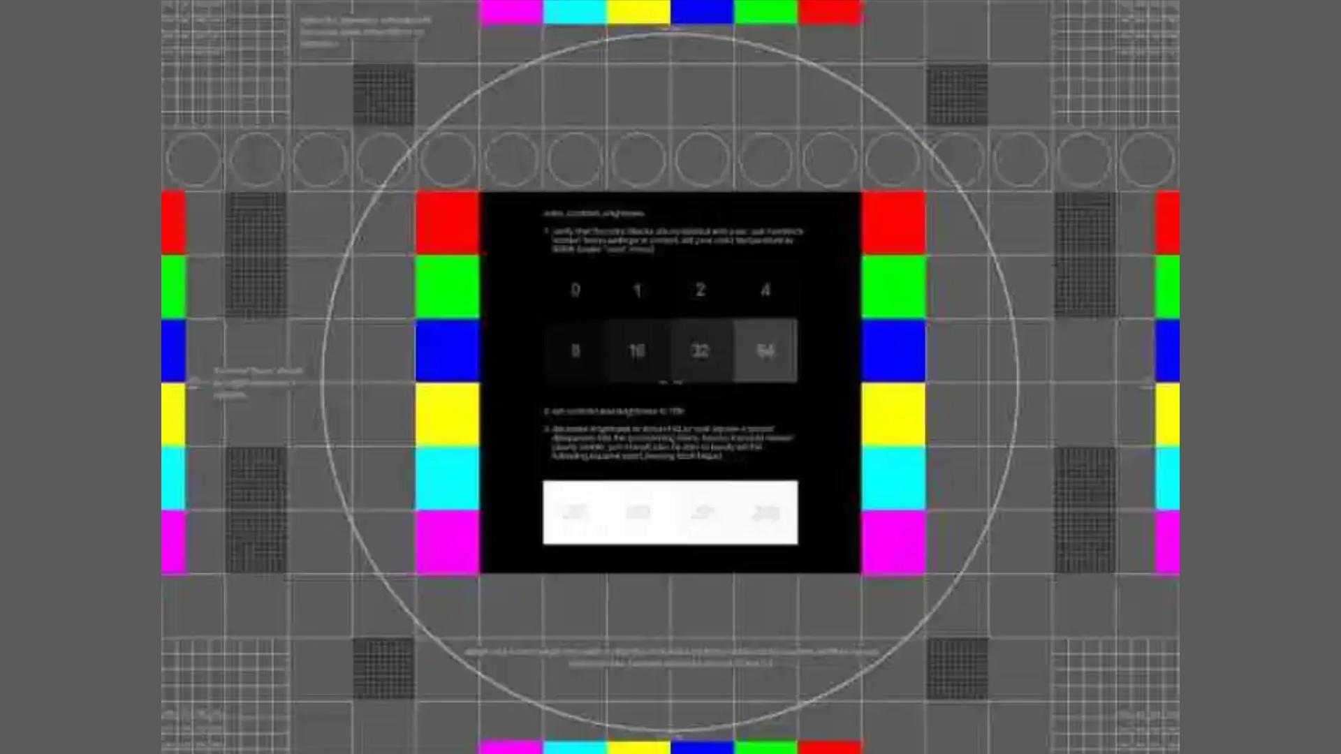 Calibrando Monitor no Windows 10